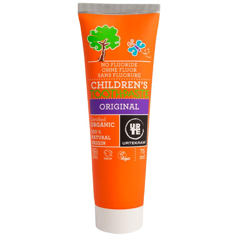Pasta de dientes infantil - URTEKRAM  - Ecovidasolar