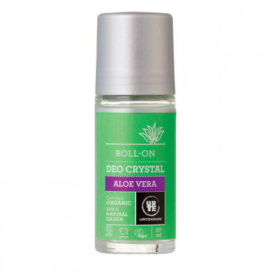 Desodorante Roll- On con Aloe vera - URTEKRAM - Ecovidasolar