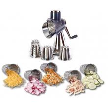 Cortador de verduras y frutas de titanio 316Ti - Nutraease