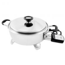 Grill electrico de titanio 316 Ti - Nutraease - Ecovidasolar