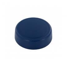 Tapón rosca azul repuesto para botella reutilizable de tritan