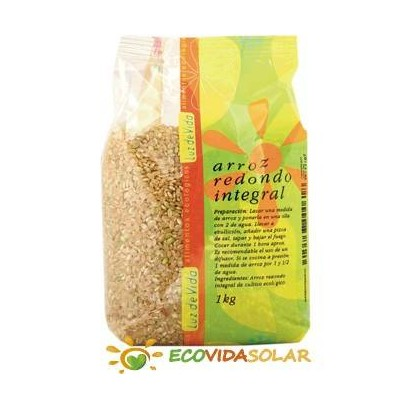Arroz redondo integral BIOSPIRIT