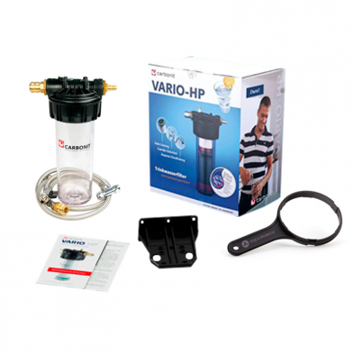 VARIO-HP Basic Filtro - Carbonit