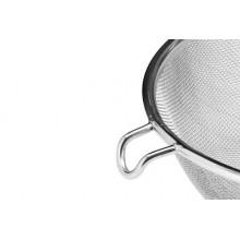 Colador de acero inoxidable de malla fina