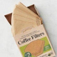 Filtros de papel ecológico - If you care