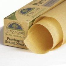 Hojas de papel vegetal para horno - If you care