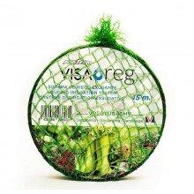 Malla verde de manguera para riego por exudación