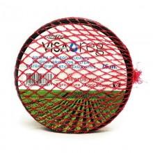 Malla roja de manguera para riego por exudación