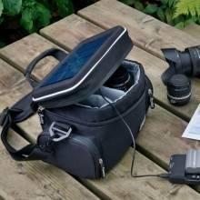 Solar Aurora Camera Bag