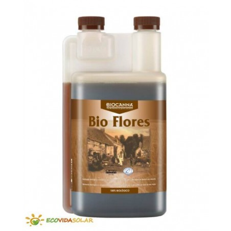 Bio Flores - Canna