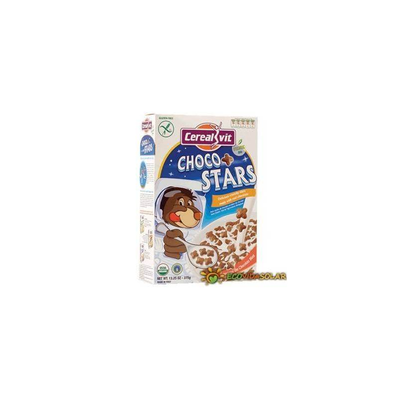 Choco Piu Stars Bio sin gluten - Cereal Vit