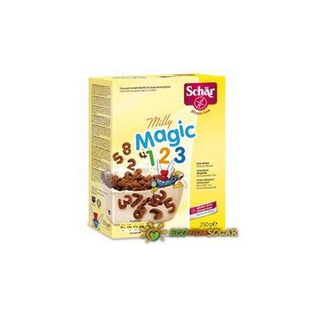 Milly Magic Pops Cereales -Schär