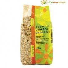 Copos cuatro cereales bio - Biospirit