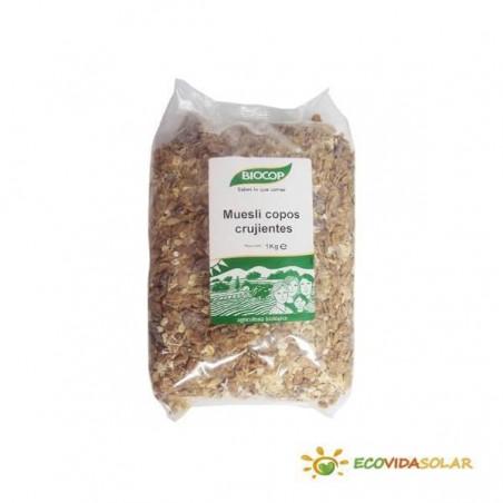 Muesli Copos Crujientes - Biocop