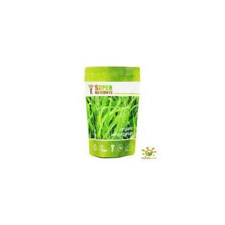 Germinado de trigo verde organico en polvo - Super Nutrients