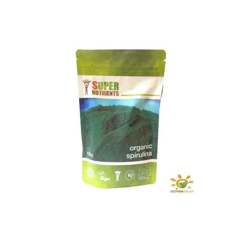Spirulina en polvo - Super Nutrients