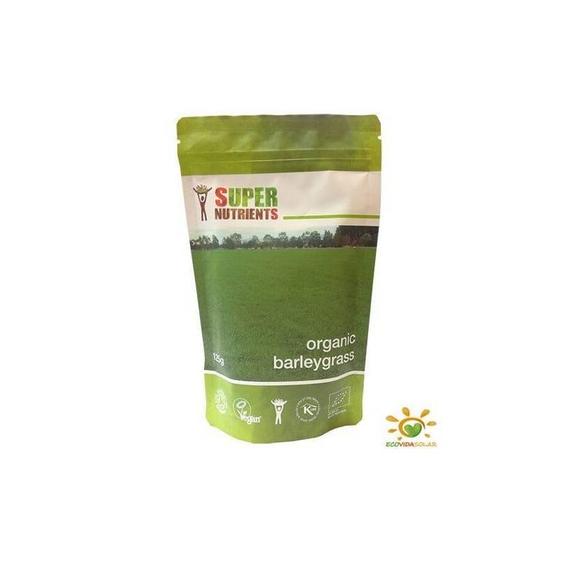Verde de Cebada orgánico en polvo - Super Nutrients