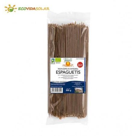 Espaguetis de espelta integral bio - Vegetalia