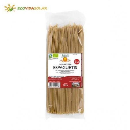Espaguetis integrales bio - Vegetalia
