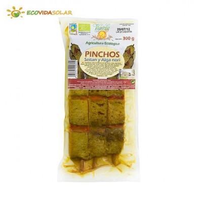 Pinchitos de seitan bio - Vegetalia
