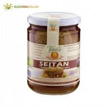 Seitan bote esterilizado bio - Vegetalia