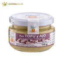 Paté de tofu y ajo bio - Vegetalia
