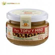 Paté de tofu y miso bio - Vegetalia