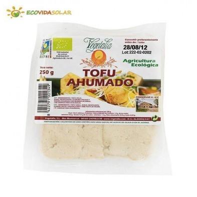 Tofu ahumado bio - Vegetalia