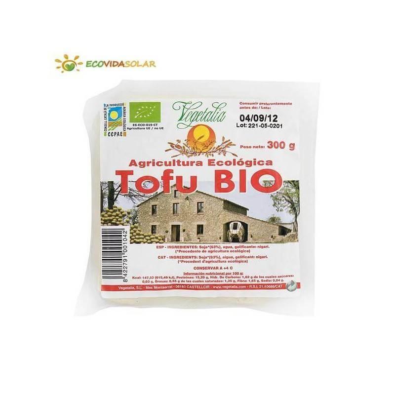 Tofu fresco bio - Vegetalia