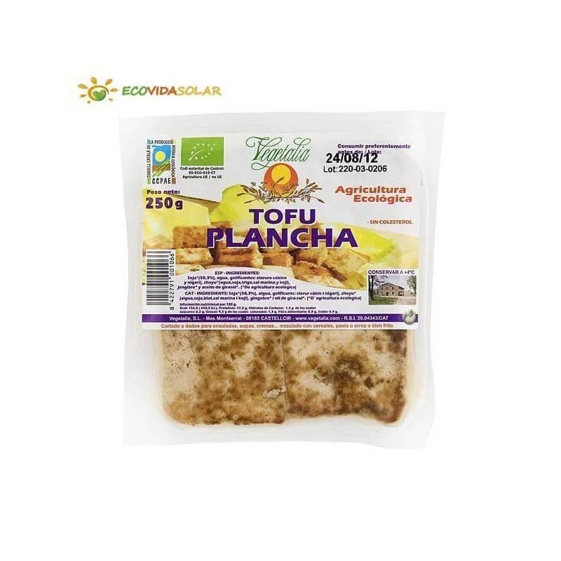 Tofu plancha bio - Vegetalia