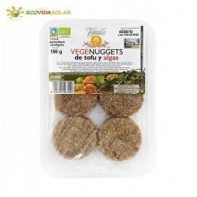 Vegenuggets de tofu y algas bio - Vegetalia