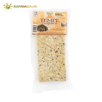 Tempe con quinoa bio - Vegetalia