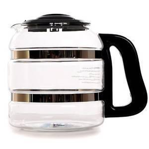 jarra para recoger el agua de 4 litros de cristal