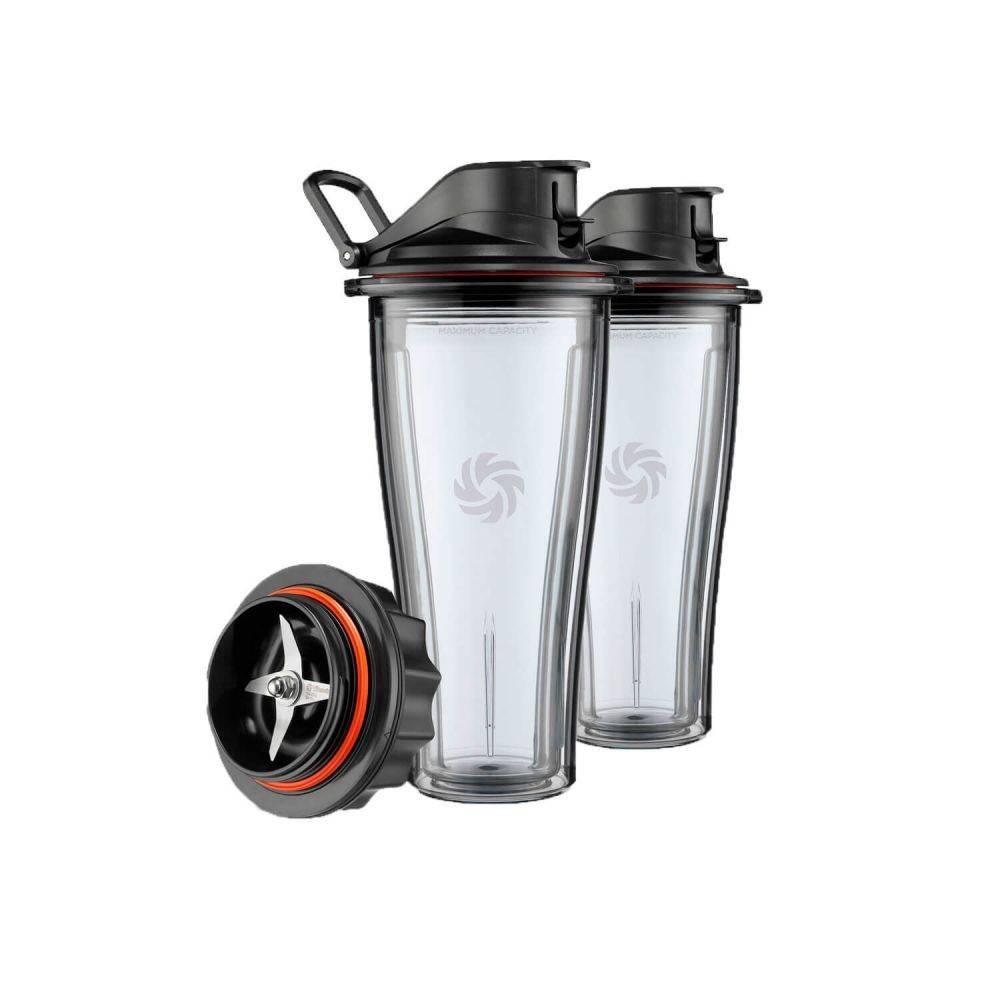 Juego-de-2-vasos-Vitamix-serie-Ascent-con-cuchilla-Vitamix-serie-Ascent