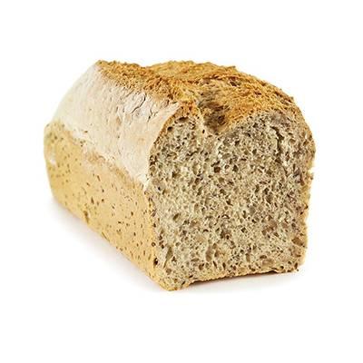 Pan ultra rápido, versión 1