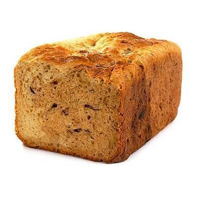 Pan más tostado