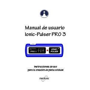 Manual de usuario en español